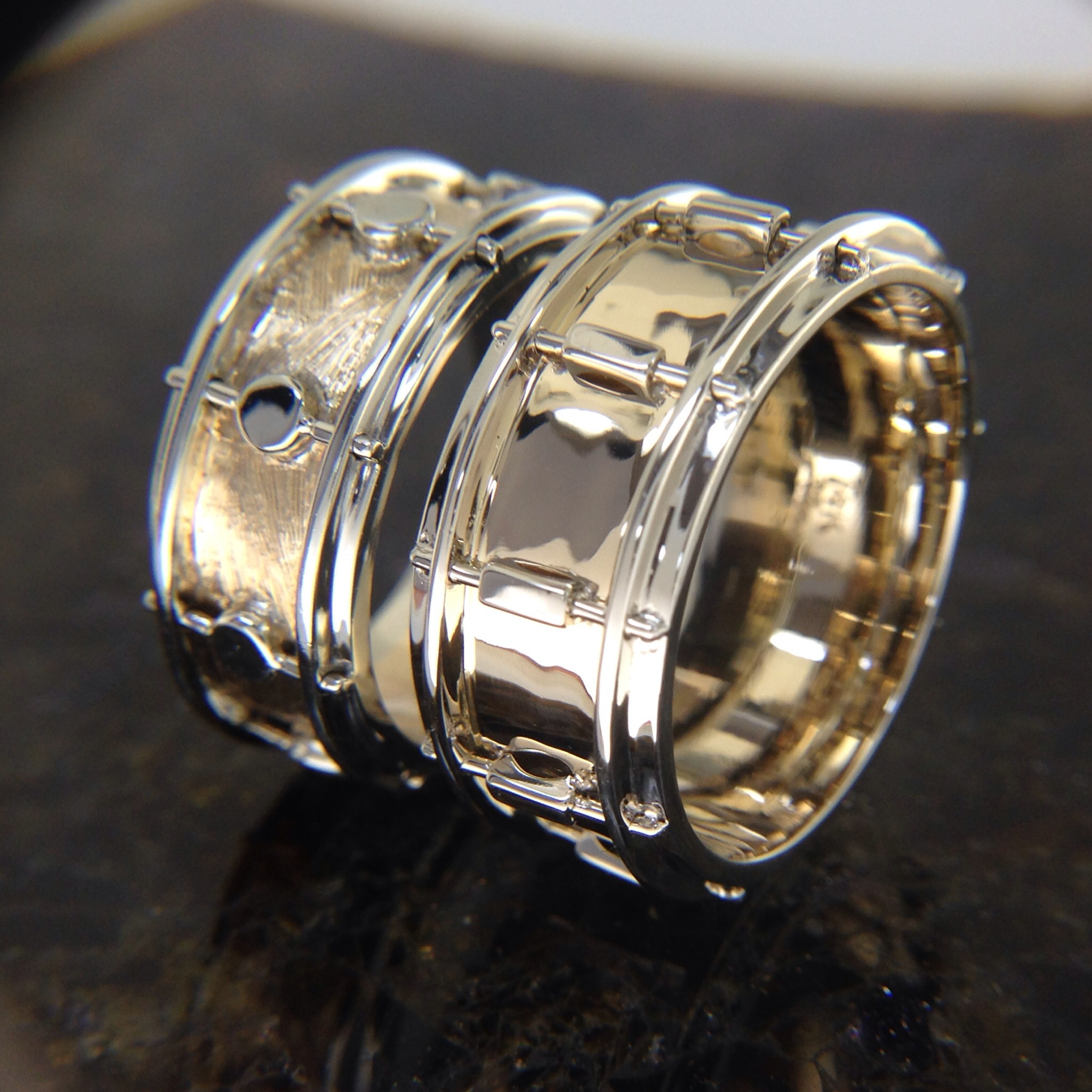 A Wedding Band For A Drummer Of A Wedding Band Atlas