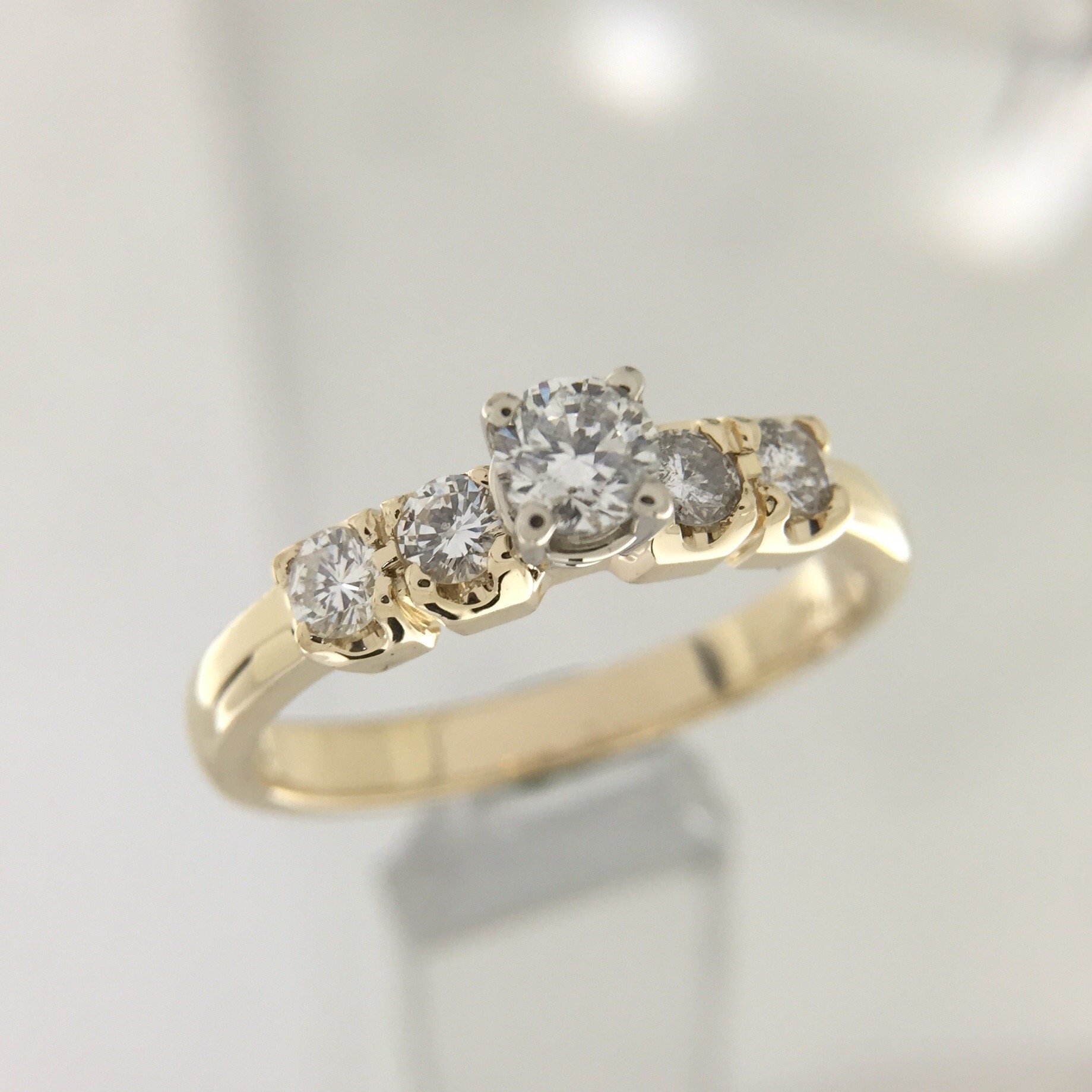 Wedding engagement rings Atlas Jewelers Bench Talk